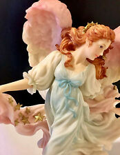 Ariel Heaven'S Shining Star # 78051 1997 Limited Edition Figurine Seraphim Angel