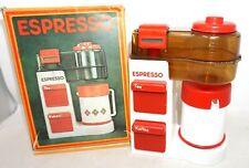 PLASTICART Kaffeemaschine Spielzeug ESPRESSO Maschine in OVP