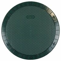 """Polylok 3007-HDC 18"""" Heavy Duty Septic Cover for Plastic Corrugated/Ribbed Pipe"""