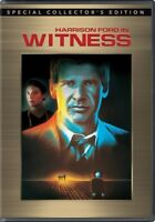 Witness [New DVD] Ac-3/Dolby Digital, Dolby, Widescreen