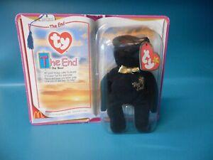 McDonalds Ty Teenie Beanie Babies 2000 The End #11