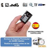 Mini camara 5mpx videocamara camara oculta grabacion espia (Envio express)
