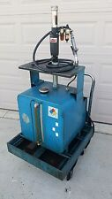 Sauk Valley Fluid Handling Cart w/ Pump PC-2836-30AR 30 Gallon Oil Transfer