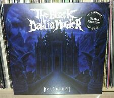 LP THE BLACK DAHLIA MURDER - NOCTURNAL
