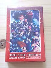Capcom Super Street Fighter Iv Arcade Edition Playing Cards Trump