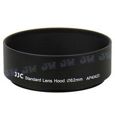 JJC 62mm Metal Standard Lens Hood Shade For Nikon AF 70-300MM 1:4-5.6G Lens