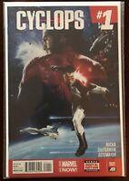 Cyclops #1-6, mini series (2014, Marvel) Rucka/Dauterman/Garron