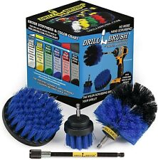 Cleaning Supplies  Drill Brush  Boat Accessories  Marine Spin Brush Set