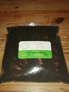 100% pure worm castings 1 litre/1lb from our own organic worm farm!!