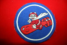 329TH BOMB SQUADRON SQDN PATCH EXCELLENT COPY A2 JACKET PATCH 8TH AAF 93RD GROUP