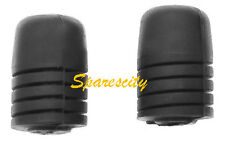 UNIVERSAL BONNET BOOT TAILGATE HATCH DOOR RUBBER BUMP BUMPER PAIR fits 15mm Hole