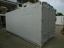 Kühlcontainer, isolierter Lagercontainer,  Baucontainer, Isoliercontainer KC271