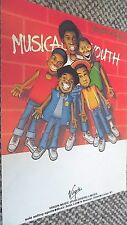 MUSICAL YOUTH: YOUTH OF TODAY (SHEET MUSIC)