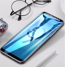 For Samsung Galaxy S8 Plus Full 360 Gel / Curved Tempered Glass Screen Protector
