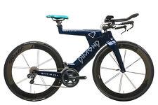 2017 Dimond Marquise Triathlon Bike Small Carbon Shimano Ultegra Di2 Rolf Prima