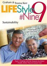 Lifestyle #9 - Vol. 9: Sustainability (DVD, 2006) Graham & Treena Kerr WORLD SHI