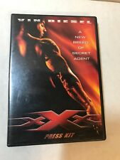 Xxx Vin Diesel Digital Cd Press Kit 2002