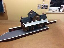 Garden Railway G Gauge 1:24th Scale Railway Station