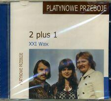 CD 2 PLUS 1 XXI wiek DWA PLUS JEDEN Platynowe przeboje