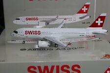 Swiss A320NEO (HB-IDA) 1:200, JFox MODELS