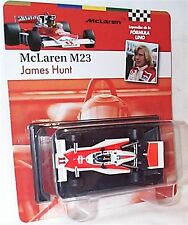 McLaren M23 James Hunt 1976 1-43 Scale New in Carded Blister