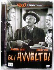 Dvd Gli Avvoltoi - Super jewel box (RKO Collection) 1948 Usato raro