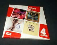 JETHRO TULL 4 ALBUMS  CD BOX SET VGC A UNDER WRAPS CREST OF A NAVE THE BROADSWOR