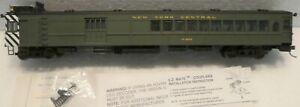 BACHMANN SPECTRUM 81412 EMC GAS ELECTRIC DOODLEBUG N.Y.C. SAFETY STRIPES  IN BOX