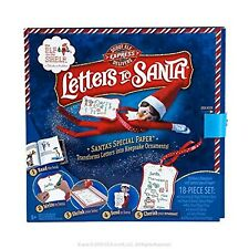 Elf on The Shelf Letters to Santa Storybook Keepsake Ornament 8pc Special Paper