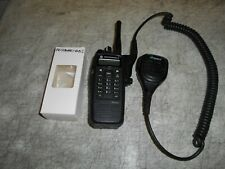 Motorola Xpr6550 Two Way Radio With Mic New Battery Uhf 450 520 Mhz