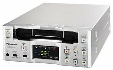 PLAY NTSC PAL DVCAM MiniDV Mini DV Tapes Panasonic AG-DV2500 Player Recorder VCR