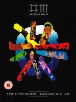Depeche Mode 2XDVD + 2xCD Tour Of The Universe : Barcelona 20/21.11.09 - Europe