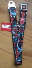 Deadpool Wade Wilson Seat Belt Buckle Down Dog Collar Marvel LETTERS NEW 0146