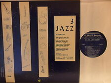 Various - Jazz 3 New Orleans - LP 1950 US - Folkways FJ 2803