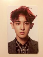Chanyeol Overdose Album Official Photocard EXO