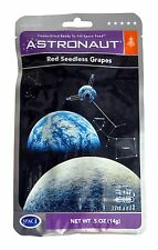 Red Seedless Grapes NASA Astronaut Freeze Dried Space Food