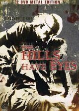 The Hills Have Eyes (Hügel der blutigen Augen) - METAL EDITION - 2 DVDs - FSK 18