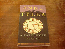 A Patchwork Planet Paperback by ANNE TYLER (1998)