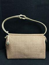 Ladies SAK Brown Evening Clutch Hand Bag