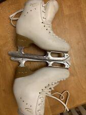 Edea Chorus Ice skate Figure Skate Size 230 Pre Owned