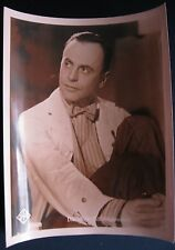 UFA  AF  Die kluge Schwiegermutter 1939    Ernst Waldow  Portrait