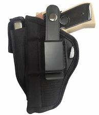 "Nylon Gun Holster fits Springfield XDm Factor 40 or 45 with 4.8"" barrel WSB-8"