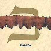 Masada, Vol. 2: Beit by Masada (CD, Mar-1999, DIW(Japan) beautiful shape, no obi