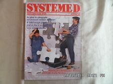 SYSTEME D N°438 AOUT 1982 POSER UN CARRELAGE MURAL SOYEZ VOTRE CORDONNIER  D77