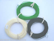 Fladen Vantage Fly Line Wt5 Forward Taper Floating Cream for Trout Rod Fishing