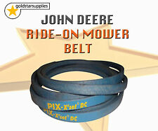 Cutter & Hydro Drive BELT to suit selected JOHN DEERE Ride-On Mowers