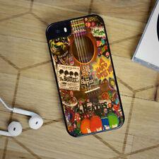 The Beatles Guitar Album New AX11 iPhone 5 6 7 8 X 11 SE case