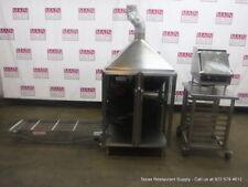 Be&sco Gas Beta Max Tortilla machine with press & conveyor