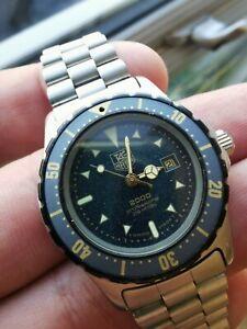 Tag heuer 2000 972.615  Professional quartz Watch