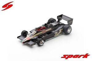 Spark 1:43 S5750 1979 F1 Rebaque HR100 Canadian GP (H. Rebaque) #31 - NEU!